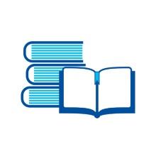 Symbolbild für Publikation: Ein Stapel Bücher