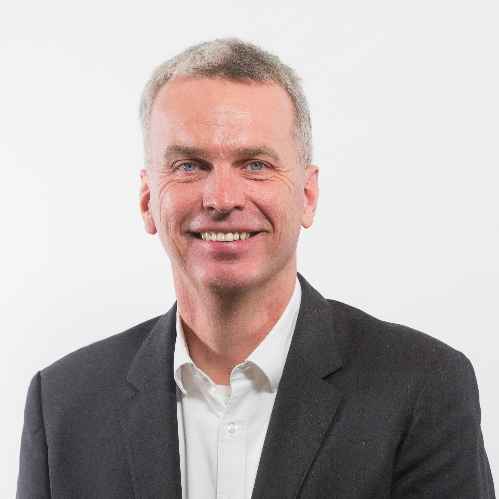 Jörn Beutner, der Direktor des TIK