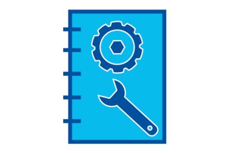 Icon-Image: User handbook